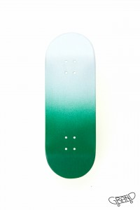 GF FULL COLOUR deck – FADED green/white