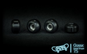 Grand GHOST wheels STREET classic 7.5 black
