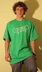 T-shirt green M/L/XL