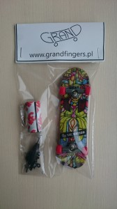 Fingerboard TechDeck 001 - GF pack