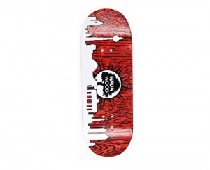 "BerlinWood X-wide 33 mm - low concave - ""Skyline"""
