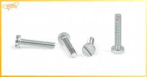 Axel screws/kingpins (-) 1,6mm