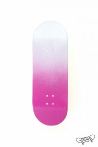 GF FULL COLOUR deck – FADED pink/white