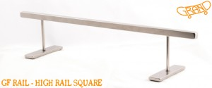 GF RAIL - HIGH RAIL SQUARE