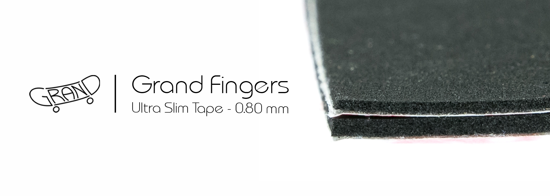 Grand Fingers Premium Ultra Slim Tape 0.80 mm