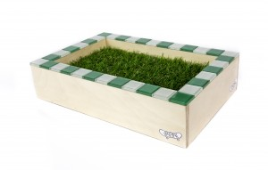 GF Planter – Mosaics – st Patricks green