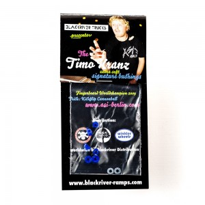 Blackriver Trucks First Aid Bushings TKY blue