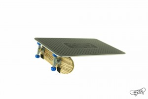 Street Kicker Grand Francisco - METAL GRATE with set-up (very heavy and solid)