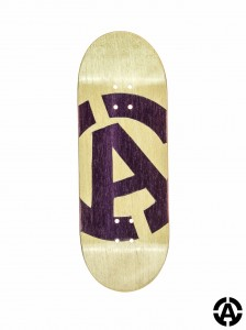"Alfa deck G3 - ""Big A"" Split 07"