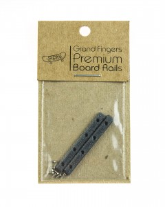 Grand Premium Board Rails 2.0 - granite