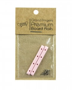 Grand Premium Board Rails - light pink (1)