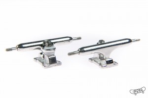Trucki 34mm - single axle - Silver