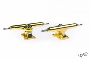 Trucki 34mm - single axle - Gold