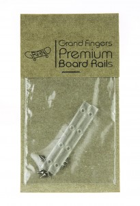 Grand Premium Board Rails 2.0 - clear