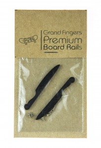 Grand Premium Board Rails 2.0 - black knife