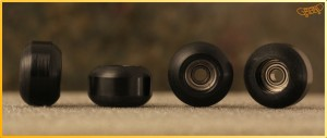 GF GHOST-RIDE wheels street 7.5 BLACK