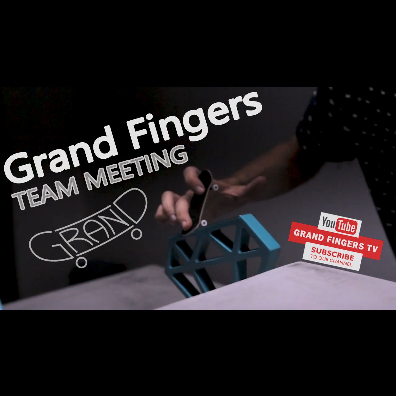 Grand Fingers Team Meeting 2018